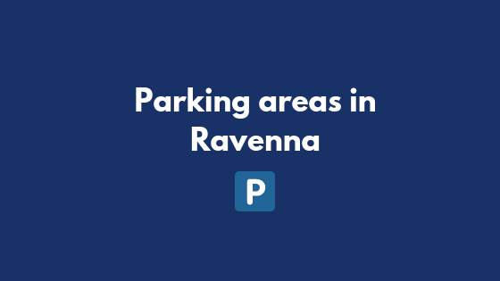 Parking areas in Ravenna